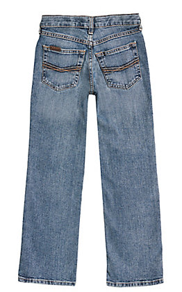 Ariat Boys' B5 Legacy Drifter Slim Stretch Straight Leg Jeans