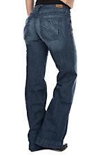 Ariat Women's Half Moon Trouser Jeans