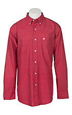 Ariat Men's Sedona Scooter Print L/S Western Shirt
