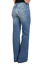 Ariat Women's Carrie Trouser LuLu Wash Cavender's Exclusive Jeans