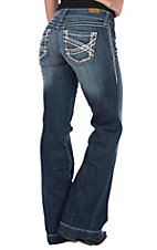 Ariat Women's Entwined Cavender's Exclusive Trouser Jean
