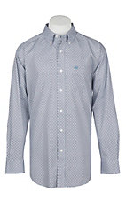 Ariat Men's Pellston L/S Cavender's Exclusive Western Shirt