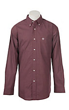 Ariat Men's Dalazar Long Sleeve Print Western Shirt