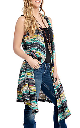 Ariat Women's Aztec Multi Print Vest