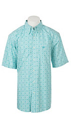 Ariat Men's Hardenbeck Short Sleeve Print Western Shirt