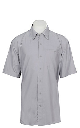 Ariat Ventek Men's Solid Sleet Short Sleeve Shirt