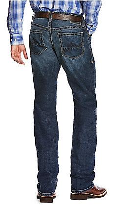 Ariat Men's M2 Denali Clyde Relaxed Boot Cut Jeans