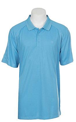 Ariat Men's Stretch Murino Print S/S Western Shirt