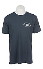Ariat Men's US Registered Navy T-Shirt