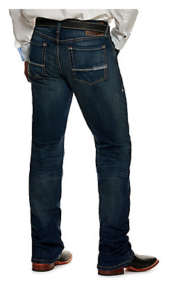 Ariat Men's M4 Chandler Ford Stretch Relaxed Boot Cut Jeans