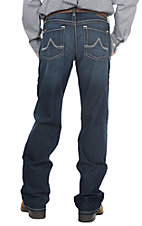Ariat Men's Cavender's Exclusive M4 Baker Dodge Relax Boot Jean