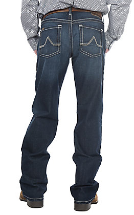 Ariat M4 Baker Dodge Cavender's Exclusive Men's Relax Boot Jeans