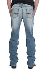 Ariat Men's Cavender's Exclusive M4 Maxwell Shasta Low Rise Relaxed Fit Fashion Boot Cut Jean