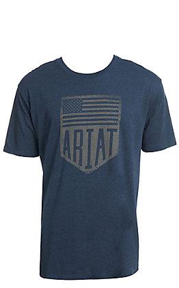 dae73881b995 Shop Ariat Men's Western Shirts | Free Shipping $50+ | Cavender's