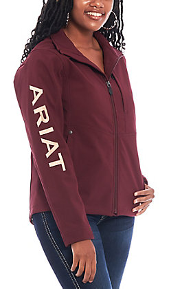 Ariat Women's Malbec Aztec Embroidered Team Bonded Jacket