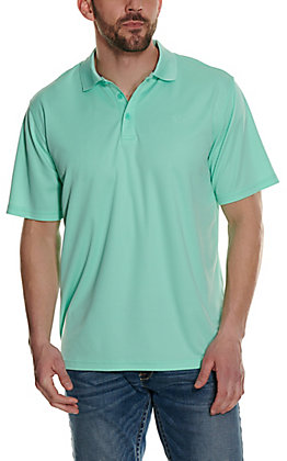 Ariat Men's TEK Aqua Heat Series Polo Shirt