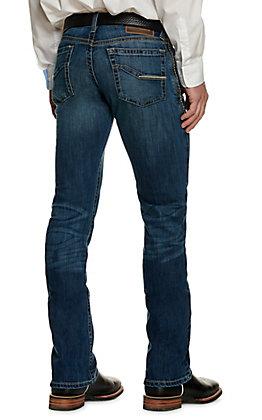 Ariat Men's M7 Rocker TekStretch Hatch Cooling Stackable Straight Leg Jean