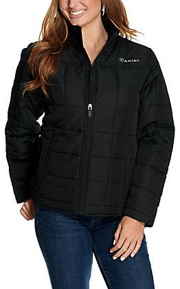 Ariat Women's REAL Crius Black Jacket