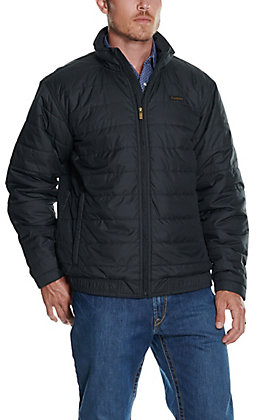 Ariat Men's Mosier Black Concealed Carry Quilted Jacket