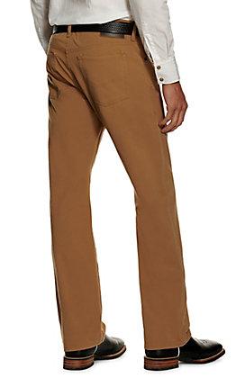 Ariat Men's M5 Boone Khaki Straight Leg Jeans