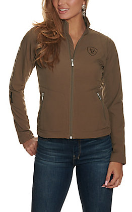 Ariat's Women's Morel Softshell Team Jacket