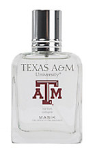 Masik Collegiate Fragrances Texas A&M Men's Cologne