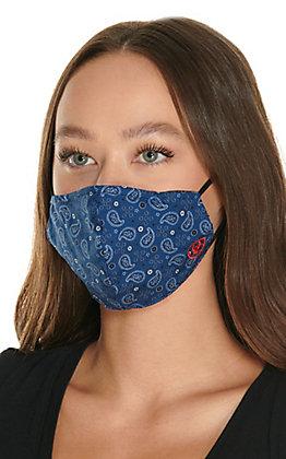 Ariat Women's Americana Quilt, Bandana & Western Print 3 Pack Face Masks