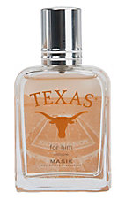 Masik Collegiate Fragrances University of Texas Men's Cologne