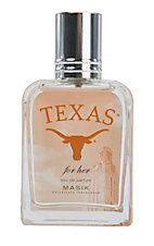 Masik Collegiate Fragrances University of Texas Women's Perfume