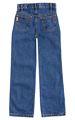 Cinch Boy's Medium Wash Original Slim Fit Straight Leg Jeans (4-7)