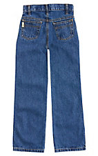 Cinch Boys' Original Stonewash Regular Fit Jean--Sizes 4-7