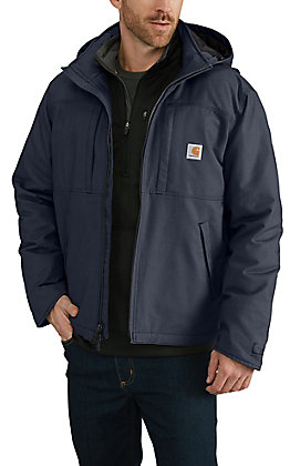 Carhartt Shadow Navy Full Swing Cryder Jacket