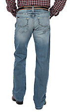 Ariat Men's M5 Ralston Shasta Light Wash Straight Leg Jeans