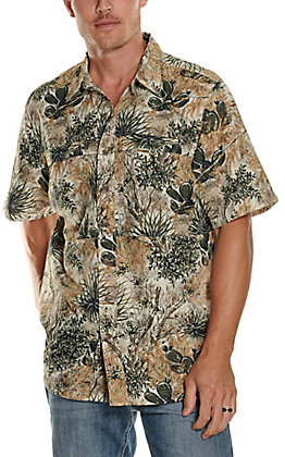 GameGuard Outdoors Men's GameGuard Design MicroFiber Fishing Shirt