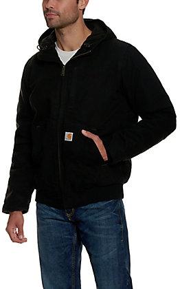 Carhartt Men's Black Full Swing Armstrong Active Jacket