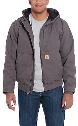Carhartt Men's Gravel Full Swing Armstrong Active Jacket