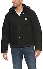 Carhartt Men's Full Swing Steel Black Jacket