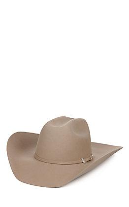 Cavender's Silver Star 10X Tan Felt Cowboy Hat