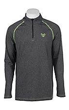 Cowboy Hardware Men's Charcoal All Around Spirit Pullover