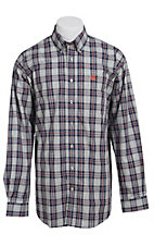Cinch L/S Men's Fine Weave Shirt 1103873