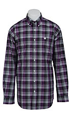 Cinch L/S Men's Fine Weave Shirt 1103901