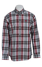 Cinch L/S Men's Fine Weave Shirt 1103902