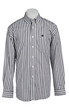 Cinch L/S Men's Fine Weave Shirt 1103906