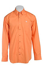 Cinch L/S Men's Fine Weave Shirt 1103915