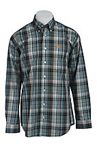 Cinch L/S Men's Fine Weave Shirt 1103916