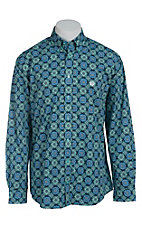 Cinch L/S Men's Fine Weave Shirt 1103928