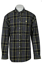 Cinch L/S Mens Fine Weave Shirt 1103989