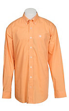 Cinch L/S Mens Fine Weave Shirt 1104039