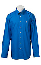 Cinch L/S Mens Fine Weave Shirt 1104068