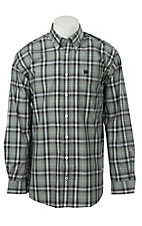 Cinch L/S Mens Fine Weave Shirt 1104073